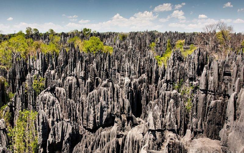 Каменный парк Цинги-де-Бемараха