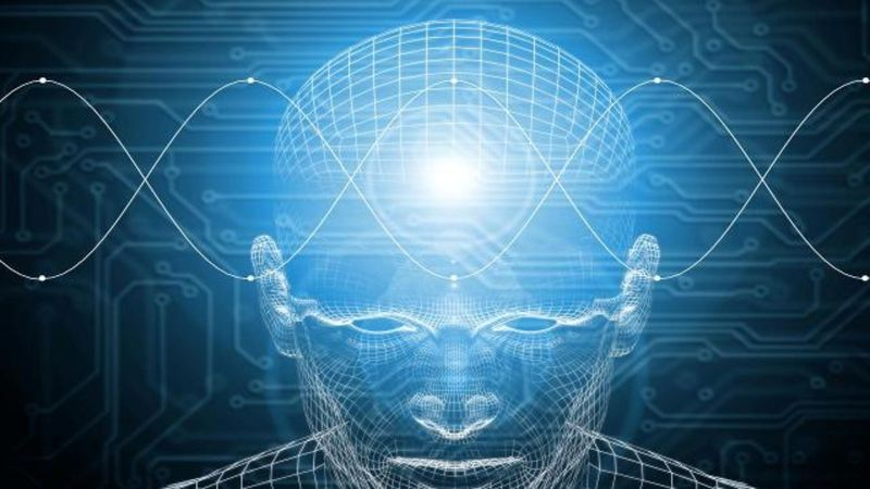 Электрические импульсы мозга