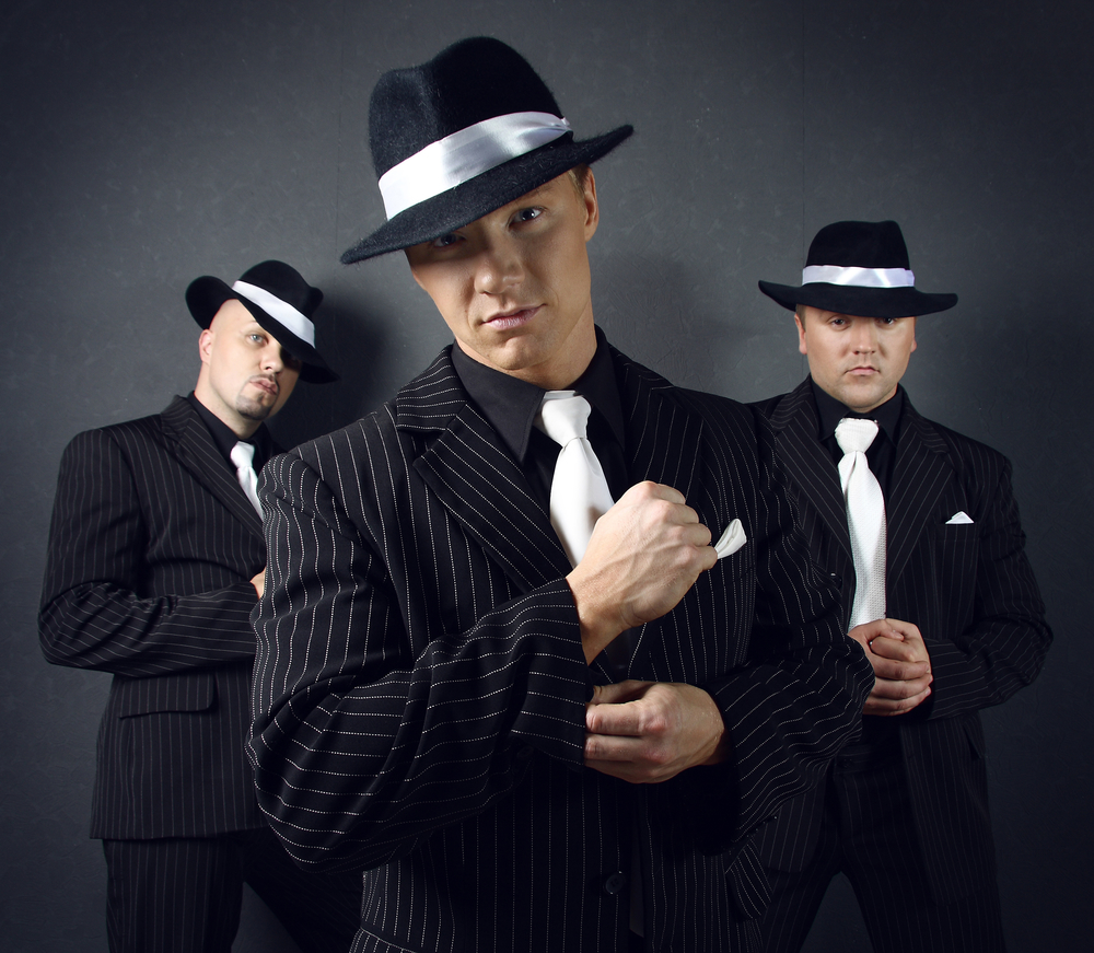 три бандита