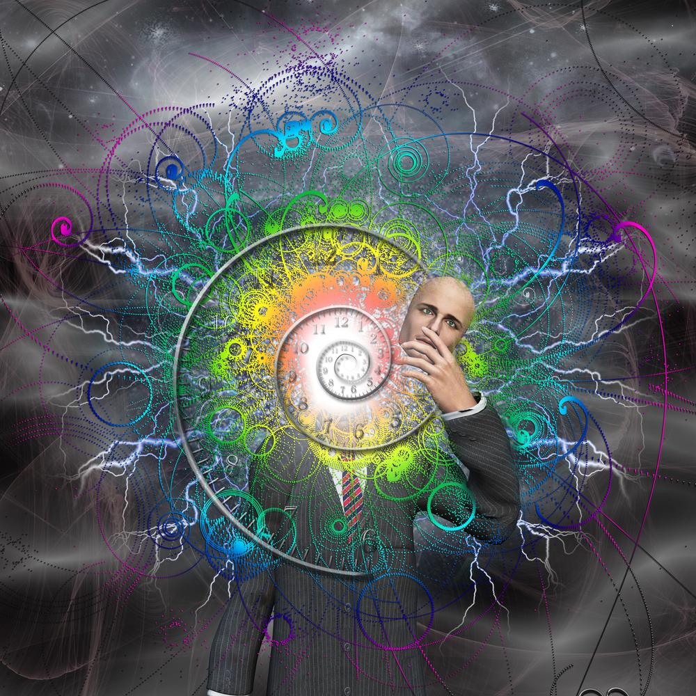 Спираль времени и энергии