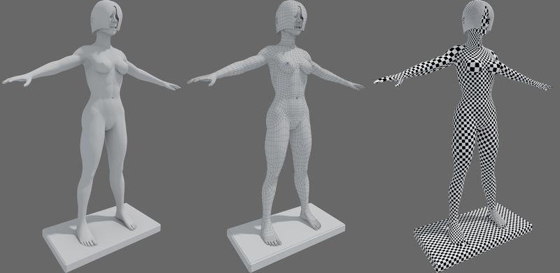 Трехмерная анимация