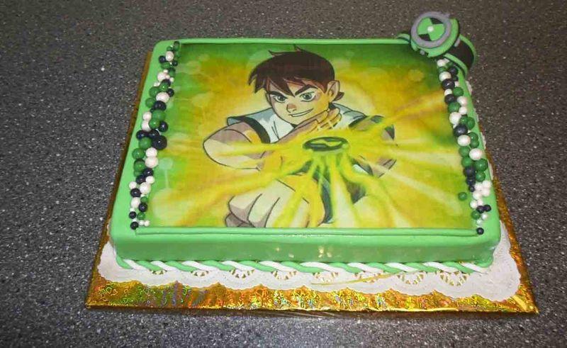 Сахарные картинки на торт