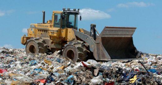 Свалка отходов