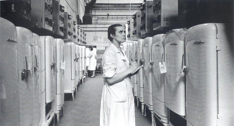 Холодильники 70х