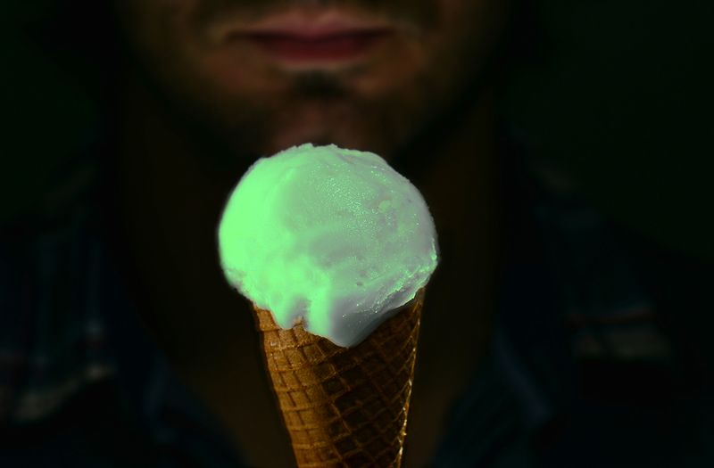 Мороженое «Lick Me I'm Delicious» из медузы