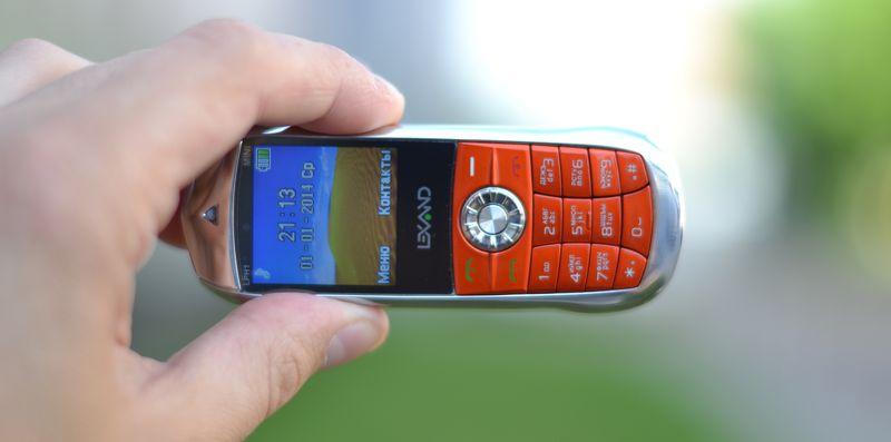 Современный мини-телефон