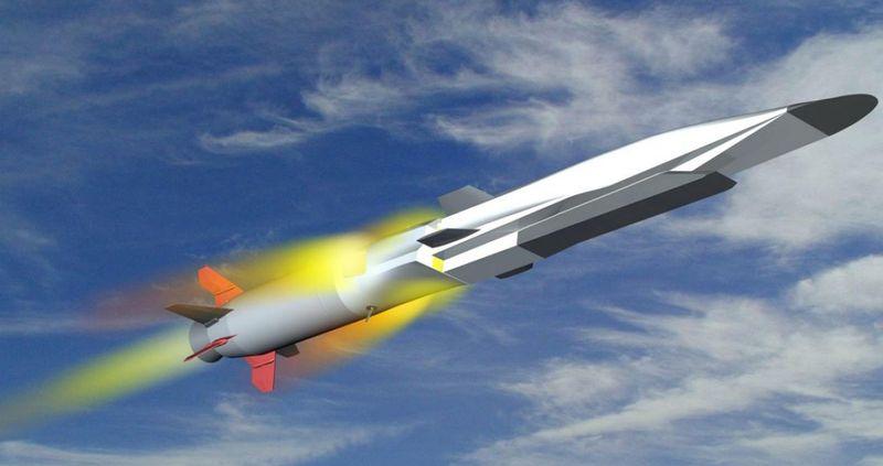 Кылатая ракета Циркон