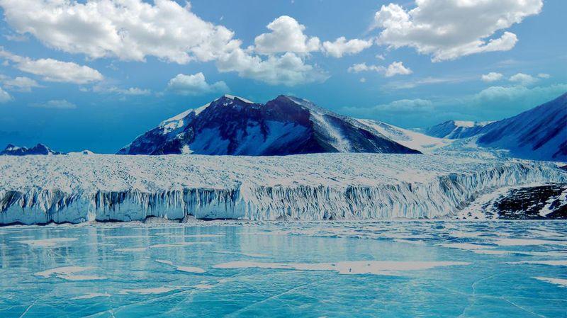 Арктический остров Врангеля