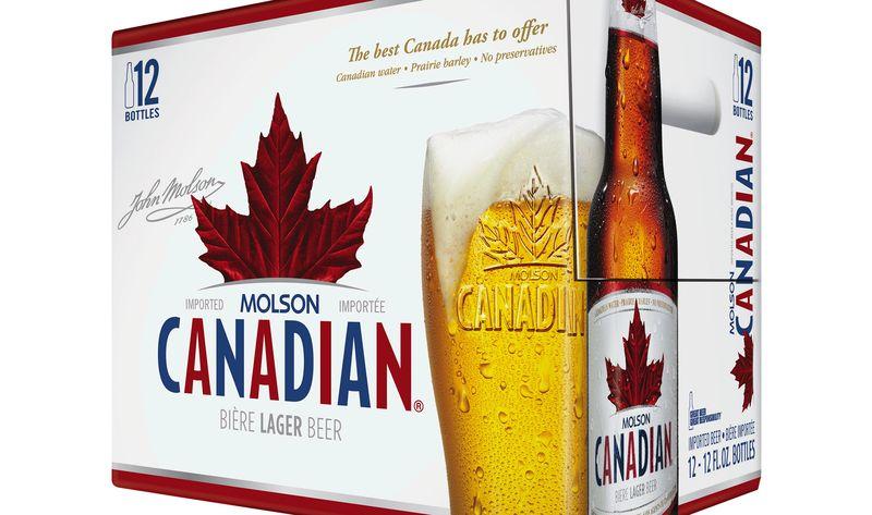 Пиво Molson Canadian