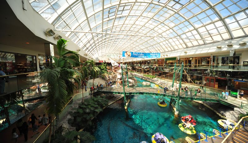 Торговый центр West Edmonton