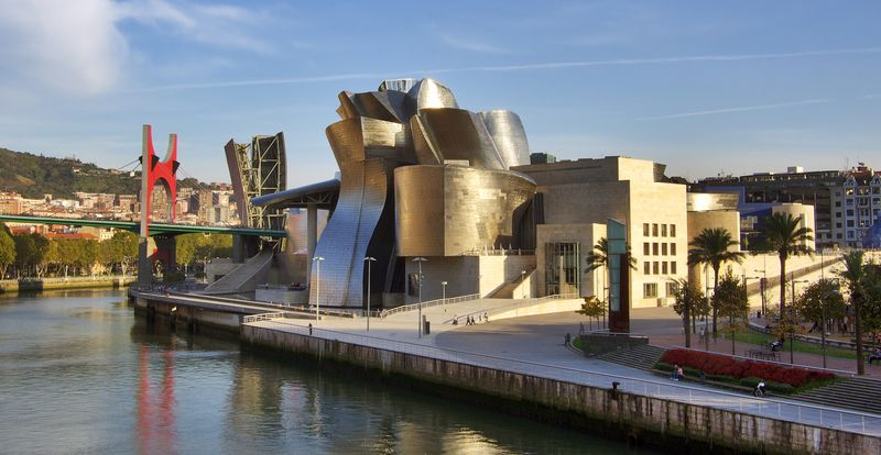 Испанский Музей Гуггенхайма
