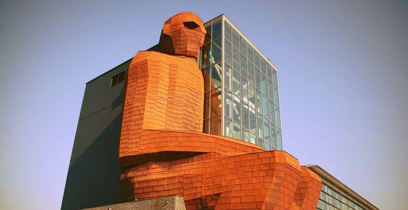 Музей-тело, Нидерланды