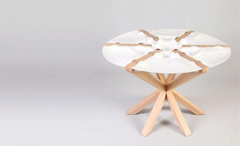 Стол-тарелка