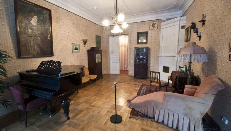 Квартира-музей Блока