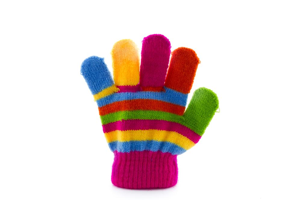Детская перчатка
