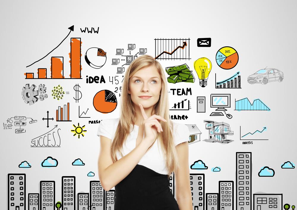 мотивация в бизнесе для девушки