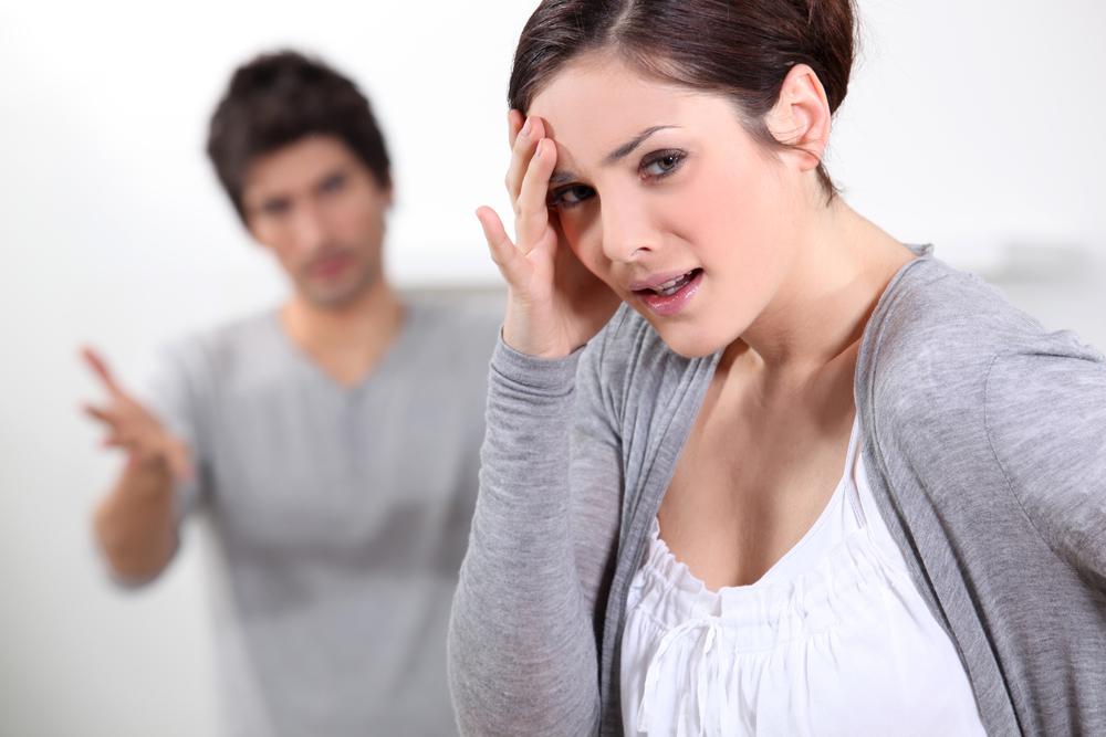 пара в ссоре после предательства