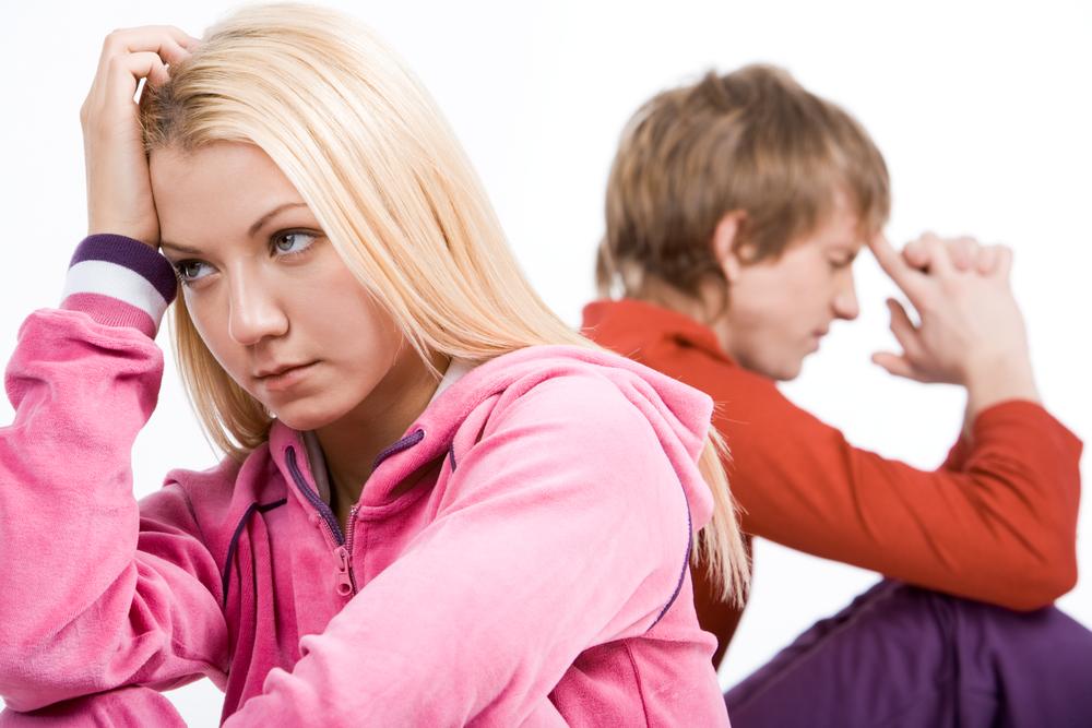 ссора в паре