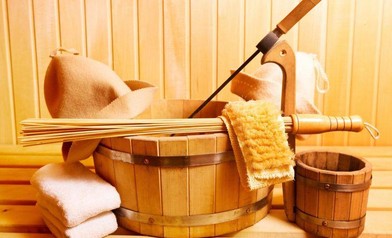 Новые технологии в бане