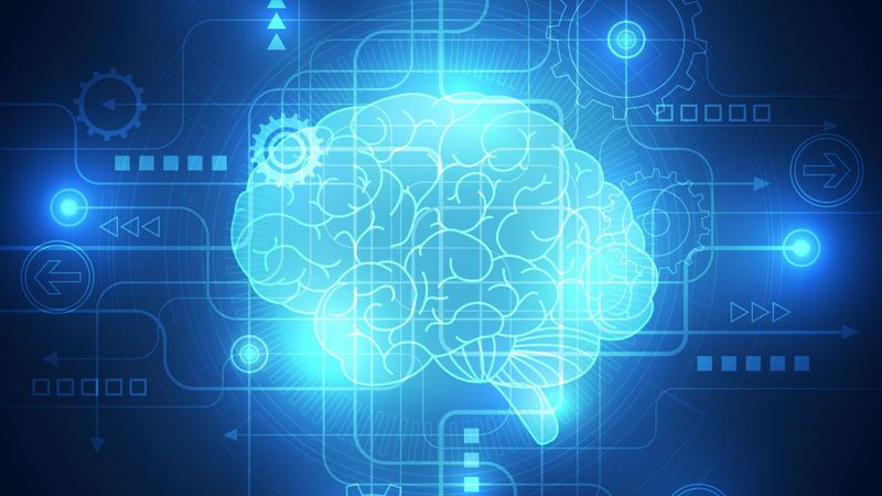 Электронный мозг