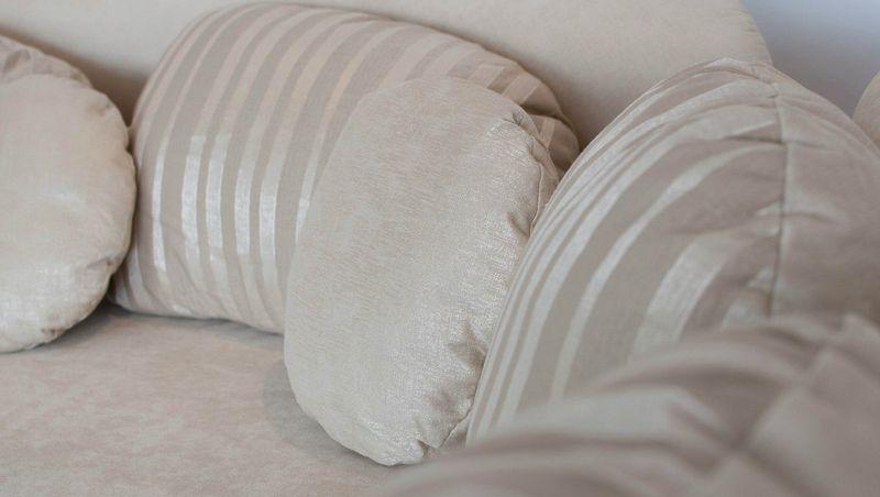 Диванные подушки из синтепуха
