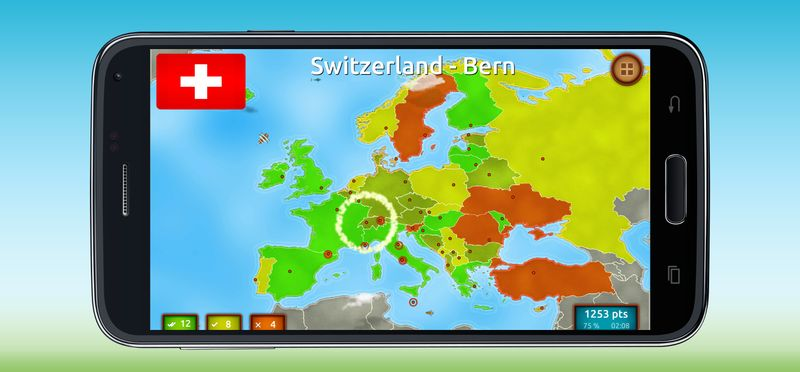 Приложения для изучения географии