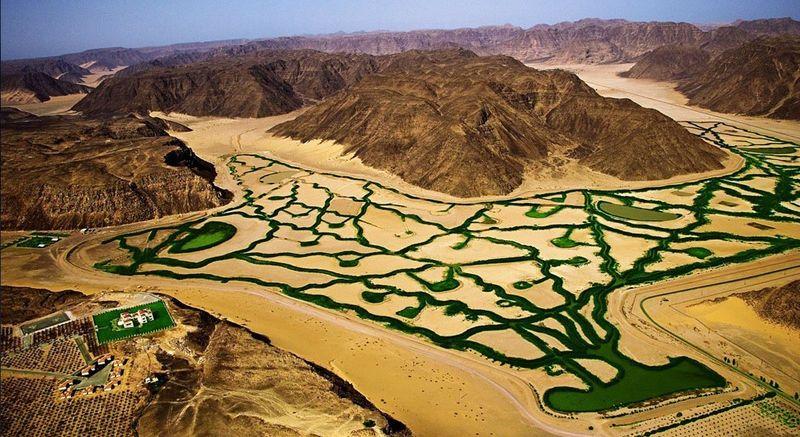 Atmocean - перспективы для пустынь