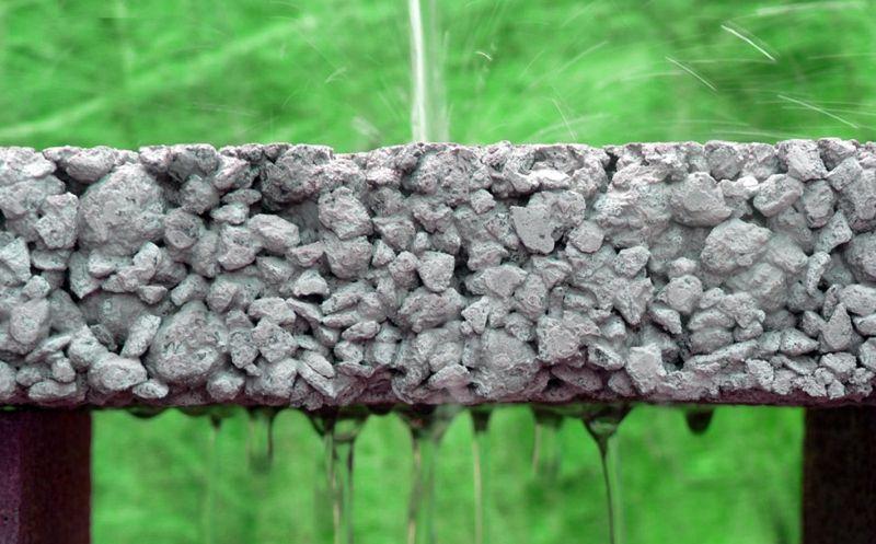 «Умный» бетон