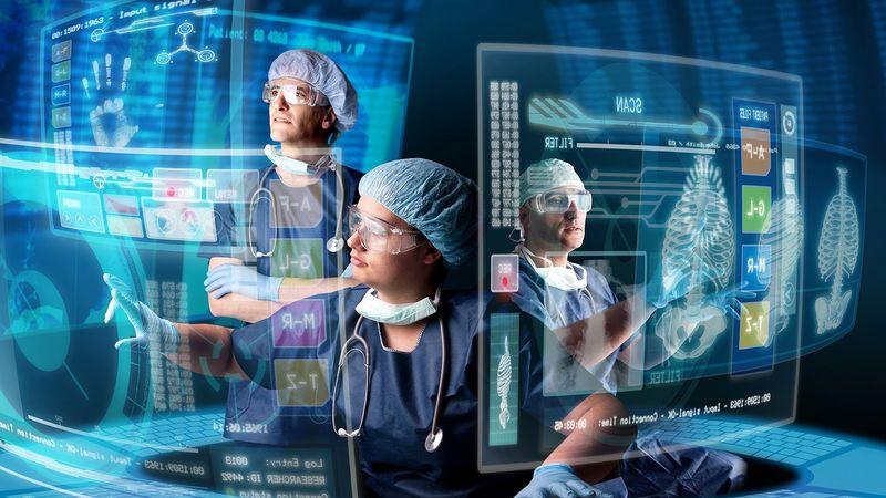 Медицинские информационные технологии