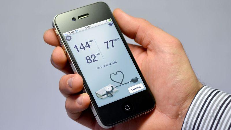 Пульсометр для измерения сердцебиения в смартфоне