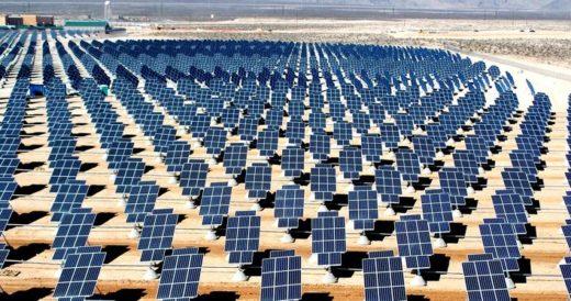 Двухсторонние солнечные панели