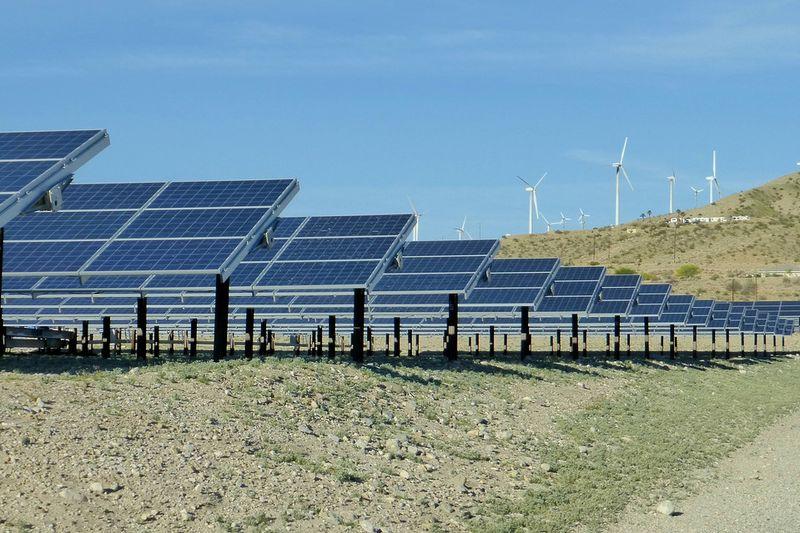 Двусторонние солнечные батареи