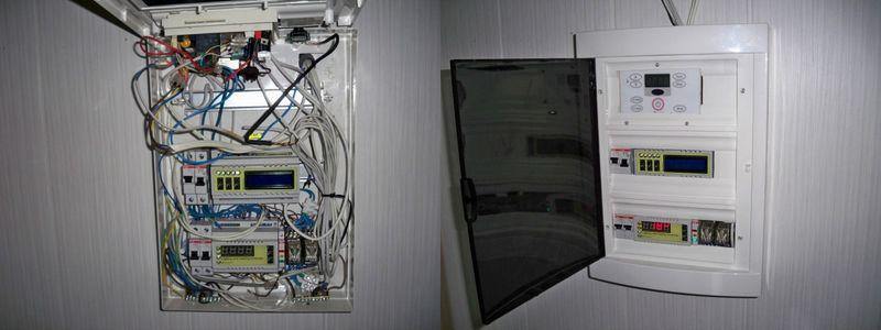 Сервер управления домом