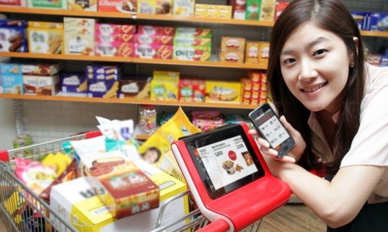 Доступ к интернету в Южной Корее