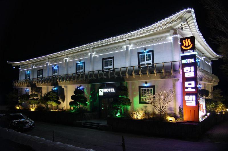 Мотели для пар в Корее
