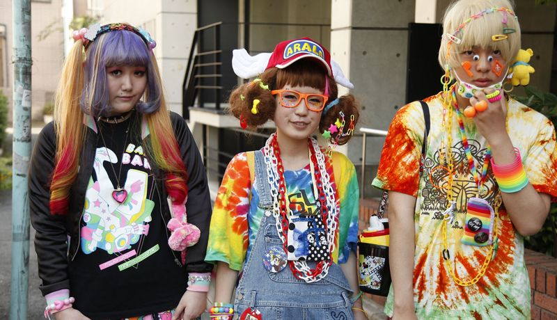 Мода в Японии