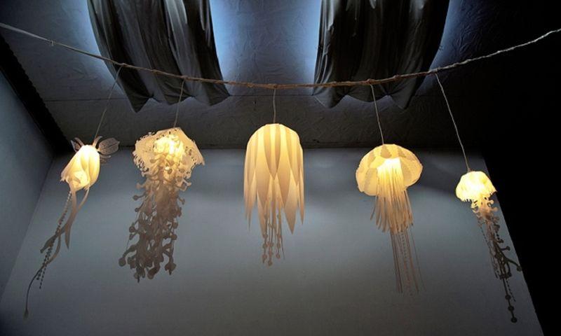 """Светильники-""""медузы"""""""