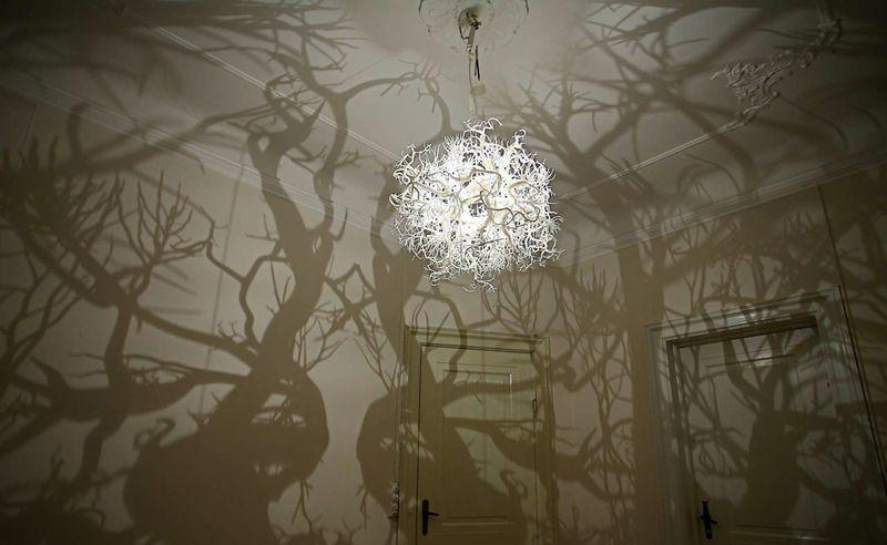 Удивительный светильник