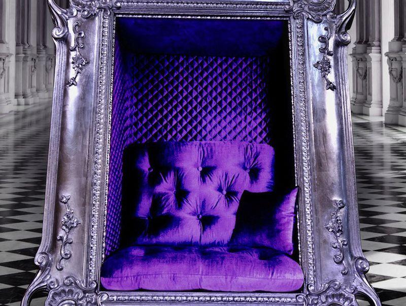 Кресло-картина