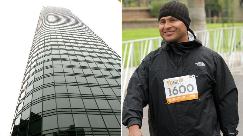 Алсиедес Морено выпал из 47 этажа