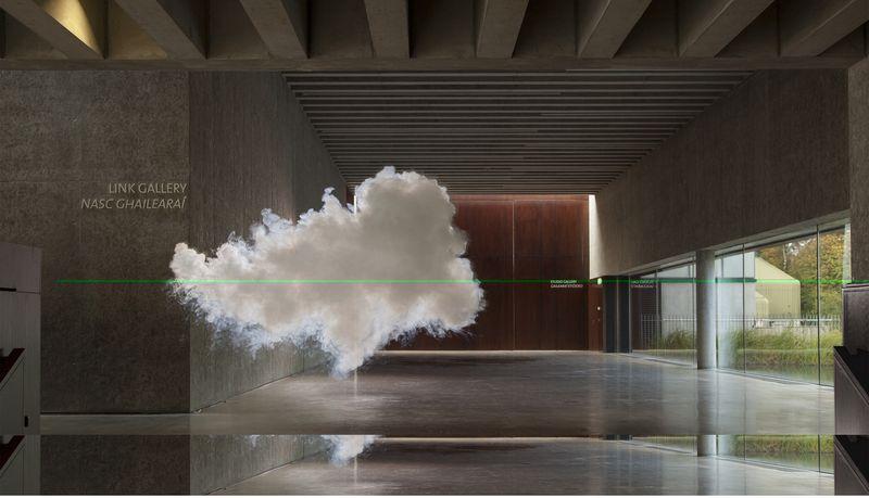 Облака в домах
