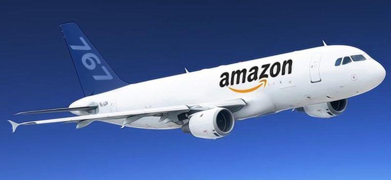 Боинг 767 от Amazon