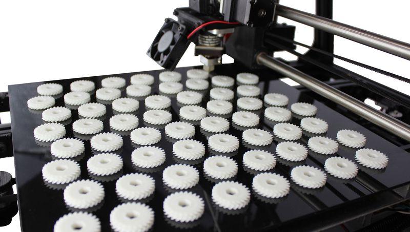 3D печать деталей