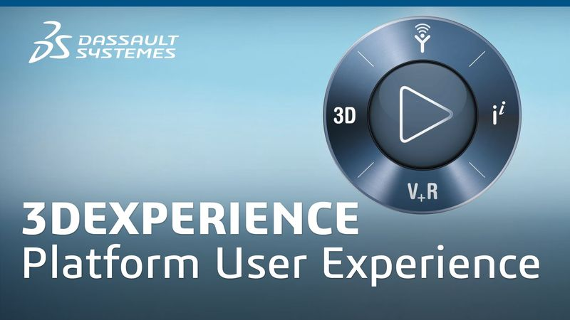 Платформа 3DEXPERIENCE французской компании Dassault Systemes