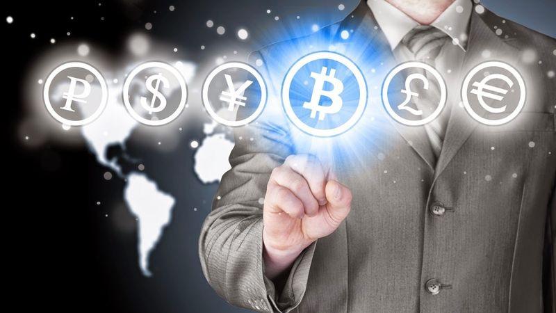 Криптовалюта и реальные деньги