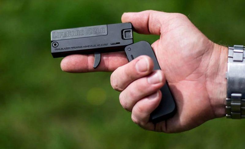 Мини-пистолет LifeCard