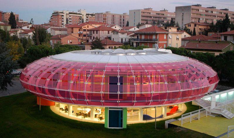 Библиотека в Перудже