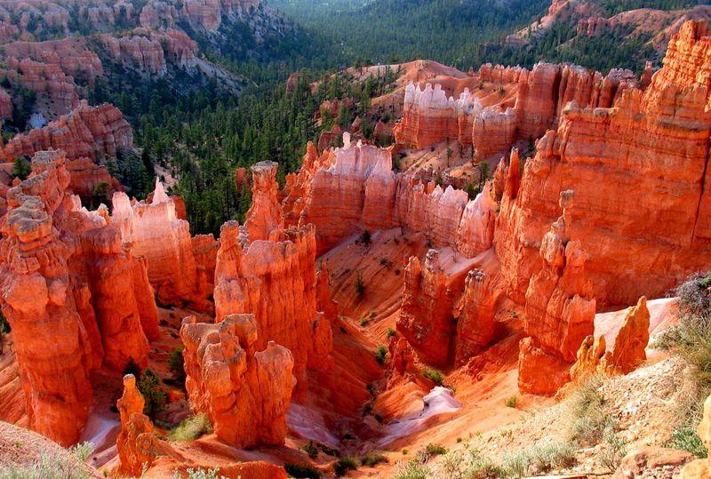 Брайс-каньон, США