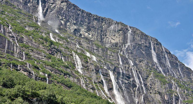 Водопад Виннуфоссен
