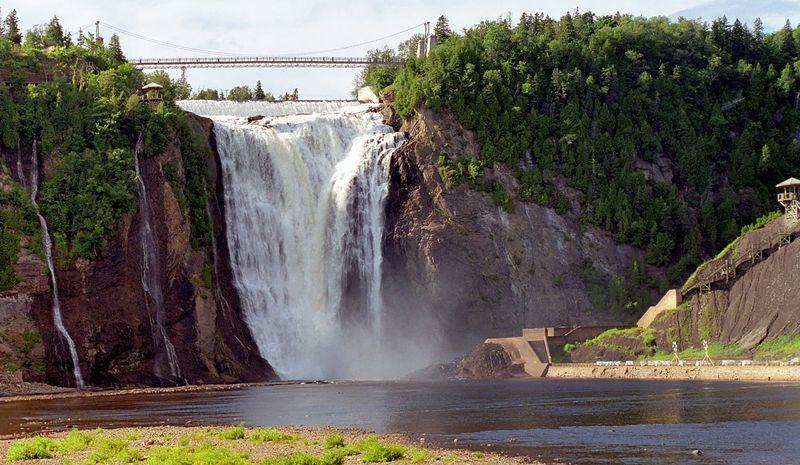 Водопад Монморанси